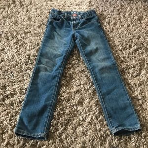 Children's Place Boys 6/6T Skinny Distressed Jeans
